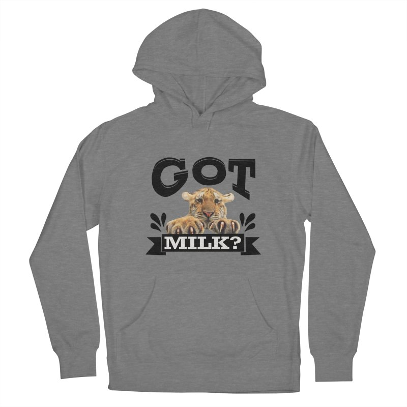 Got more Milk Women's Pullover Hoody by Mini Moo Moo Clothing Company