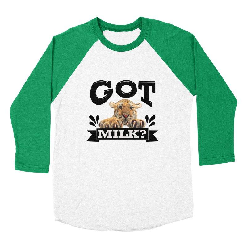 Got more Milk Women's Longsleeve T-Shirt by Mini Moo Moo Clothing Company