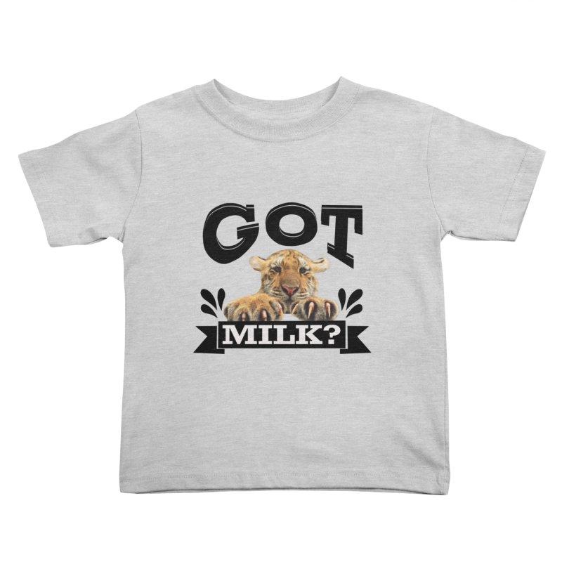 Got more Milk Kids Toddler T-Shirt by Mini Moo Moo Clothing Company