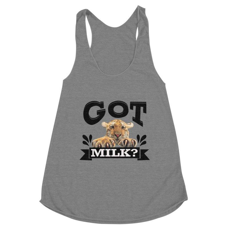 Got more Milk Women's Tank by Mini Moo Moo Clothing Company