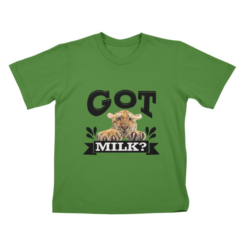 Got more Milk Kids T-Shirt by Mini Moo Moo Clothing Company