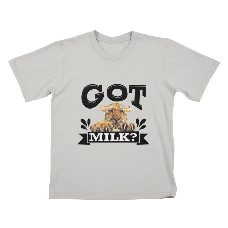 Got more Milk Kids T-Shirt by Mini Moo Moo Clothing Company