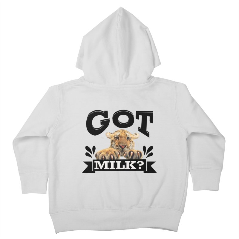 Got more Milk Kids Toddler Zip-Up Hoody by Mini Moo Moo Clothing Company