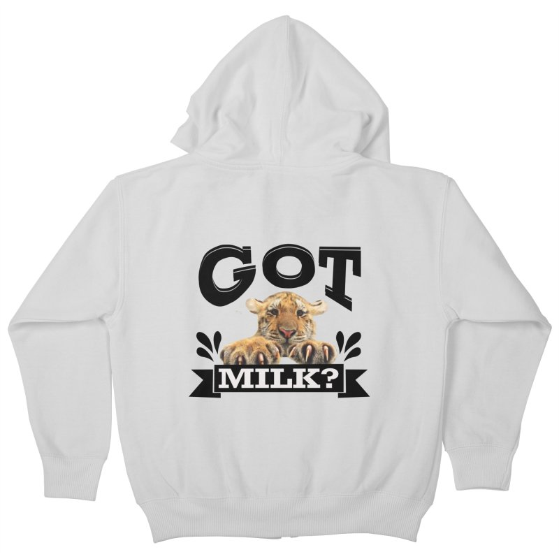 Got more Milk Kids Zip-Up Hoody by Mini Moo Moo Clothing Company