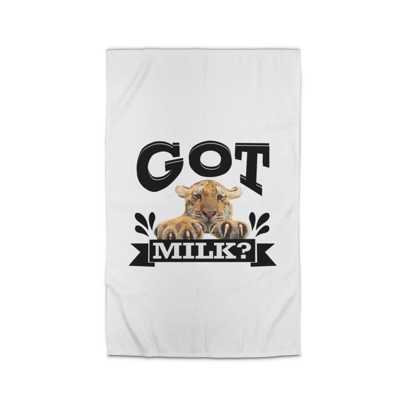 Got more Milk Home Rug by Mini Moo Moo Clothing Company