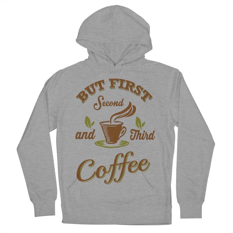But always coffee   by Mini Moo Moo Clothing Company