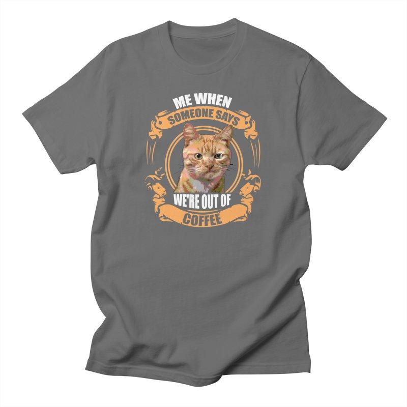 What no coffee Women's T-Shirt by Mini Moo Moo Clothing Company