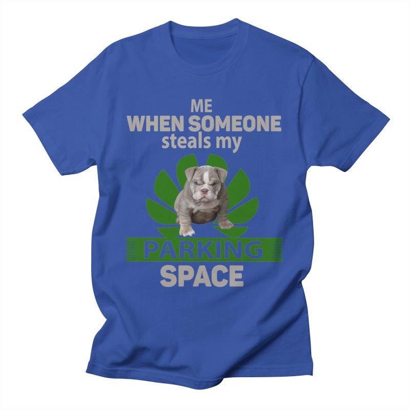 Pittbull Road Rage Men's T-Shirt by Mini Moo Moo Clothing Company