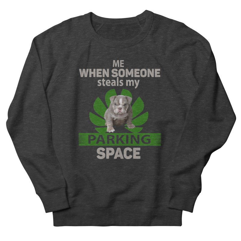 Pittbull Road Rage Women's Sweatshirt by Mini Moo Moo Clothing Company