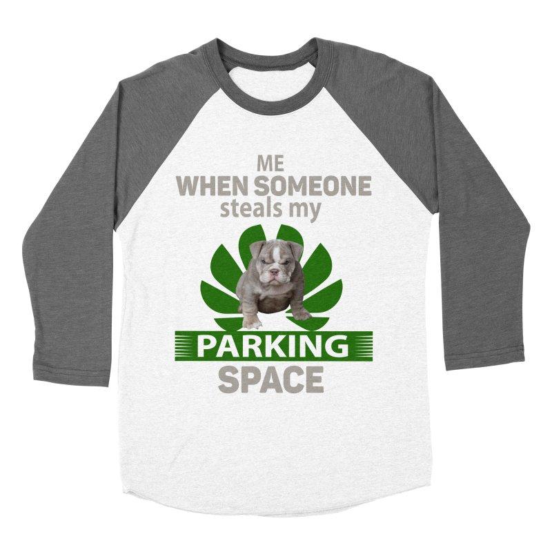 Pittbull Road Rage Women's Longsleeve T-Shirt by Mini Moo Moo Clothing Company