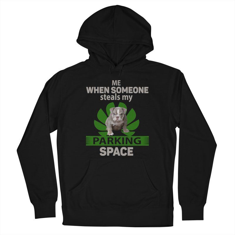 Pittbull Road Rage Women's Pullover Hoody by Mini Moo Moo Clothing Company
