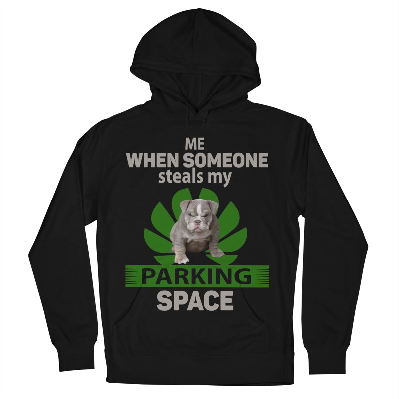 Pittbull Road Rage Men's French Terry Pullover Hoody by Mini Moo Moo Clothing Company