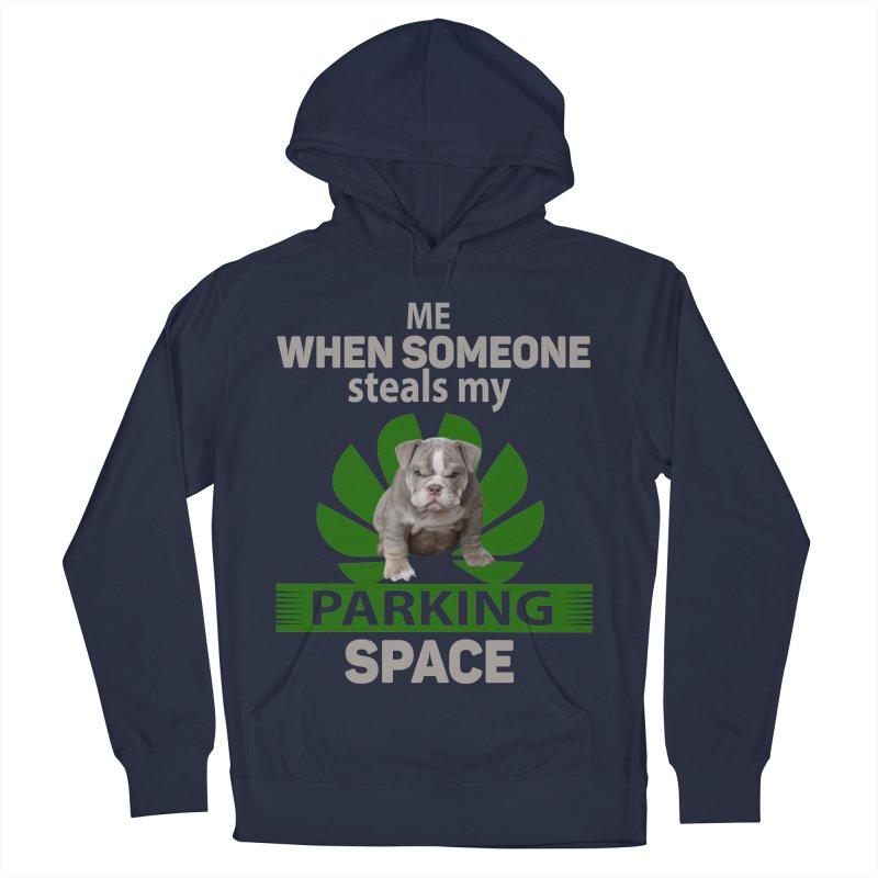 Pittbull Road Rage Men's Pullover Hoody by Mini Moo Moo Clothing Company