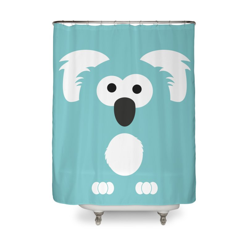 Minnimal Giraffe Home Shower Curtain by minnimals's Artist Shop