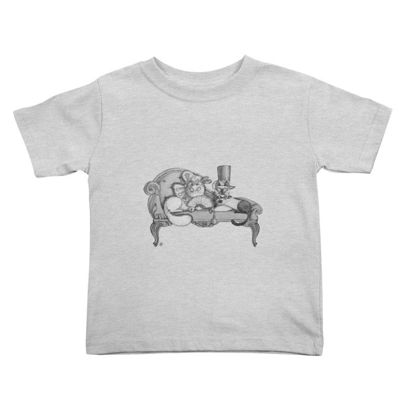 arranged marriage Kids Toddler T-Shirt by minoo.nadafian's Artist Shop