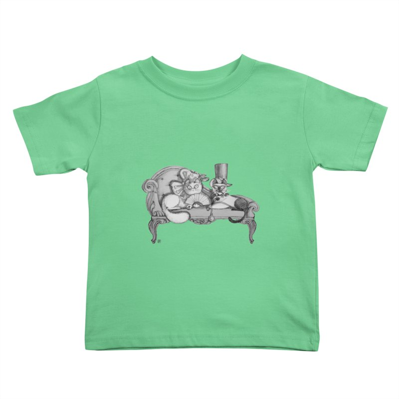 arranged marriage Kids Toddler T-Shirt by minoo.nadafian's Artist Shop