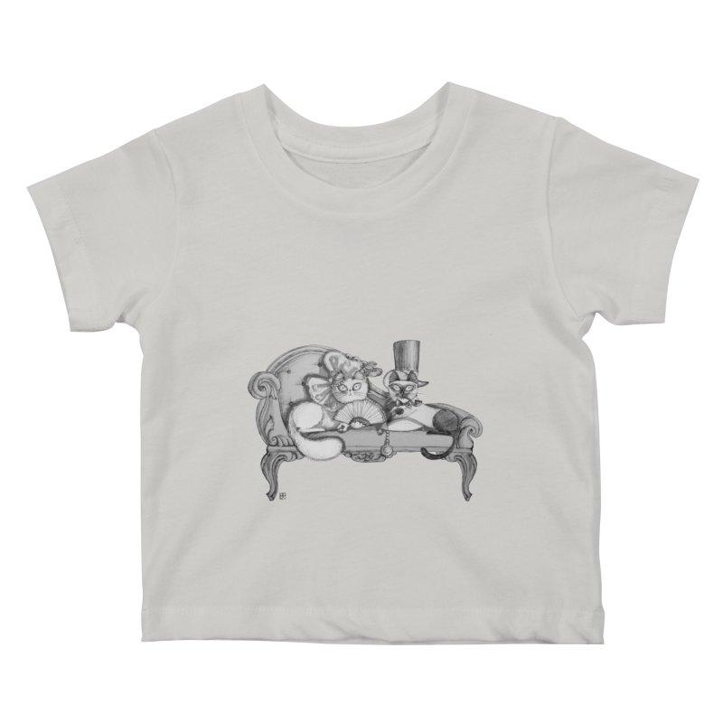 arranged marriage Kids Baby T-Shirt by minoo.nadafian's Artist Shop