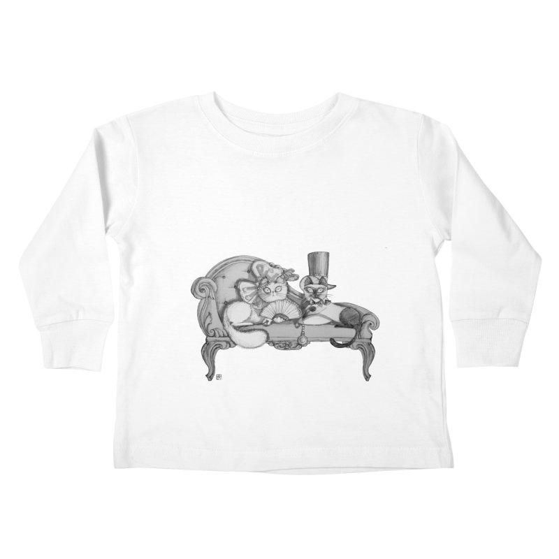 arranged marriage Kids Toddler Longsleeve T-Shirt by minoo.nadafian's Artist Shop