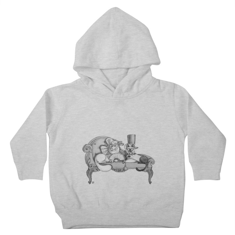 arranged marriage Kids Toddler Pullover Hoody by minoo.nadafian's Artist Shop