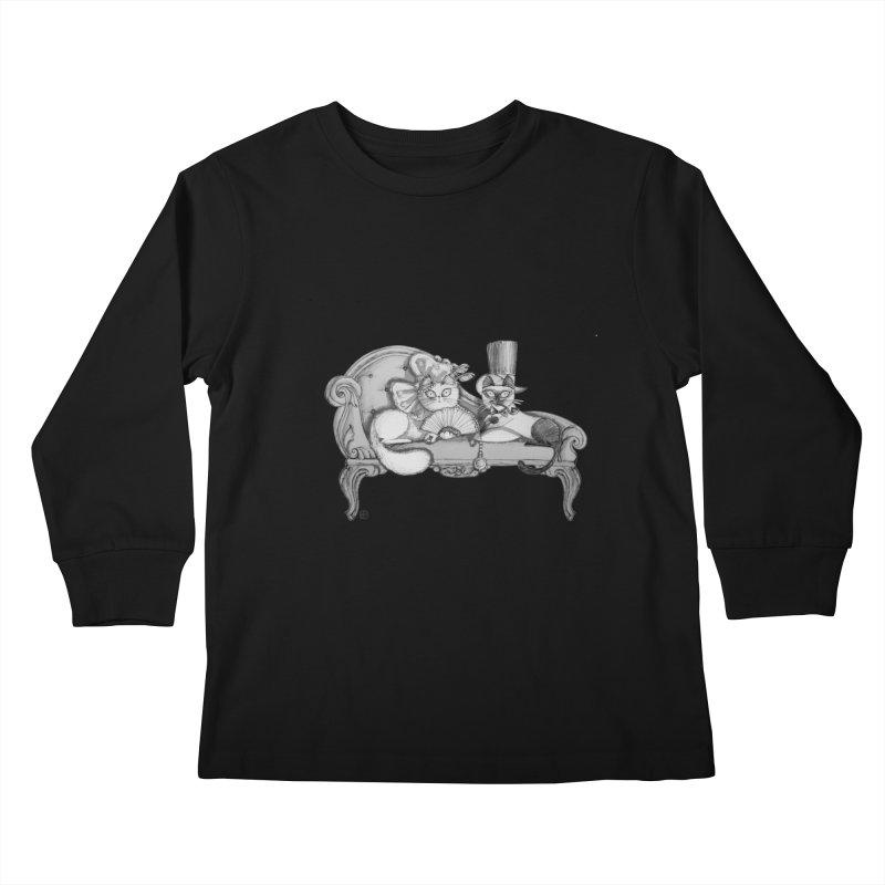 arranged marriage Kids Longsleeve T-Shirt by minoo.nadafian's Artist Shop