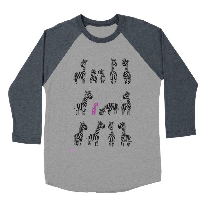 i'm the one!!!! Women's Baseball Triblend T-Shirt by minoo.nadafian's Artist Shop