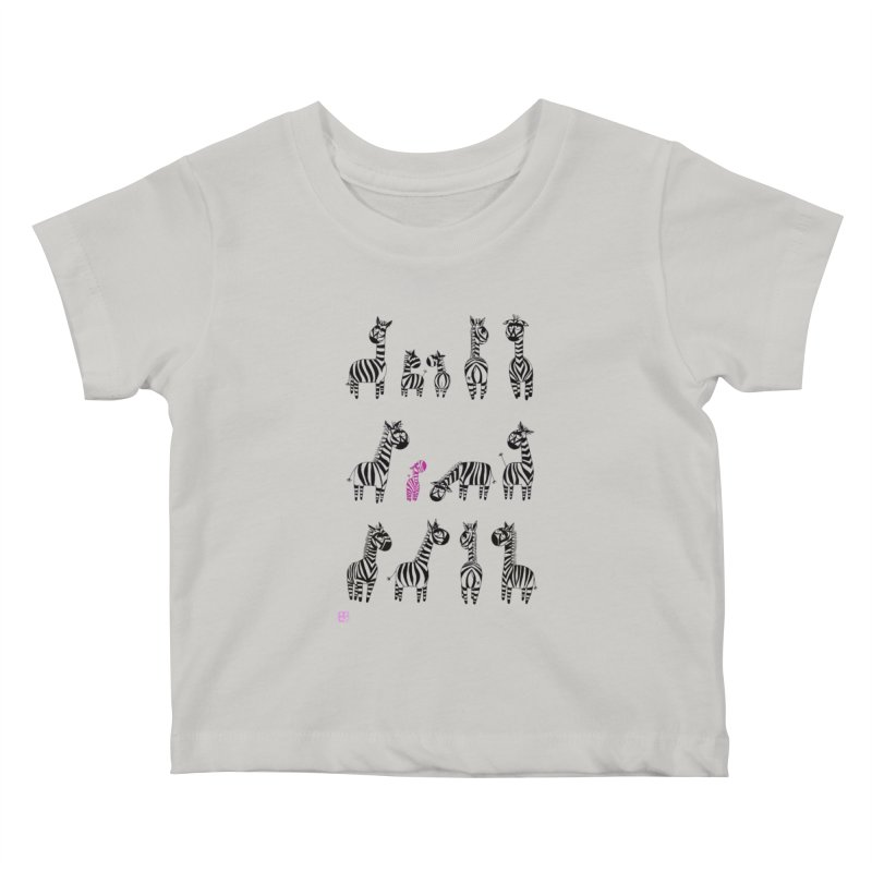 i'm the one!!!! Kids Baby T-Shirt by minoo.nadafian's Artist Shop