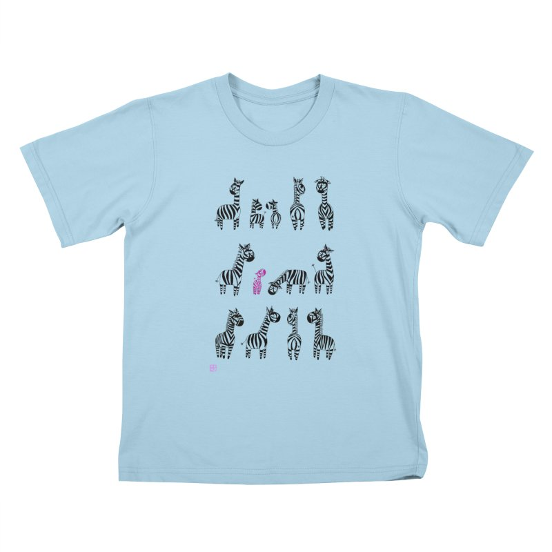 i'm the one!!!! Kids T-Shirt by minoo.nadafian's Artist Shop