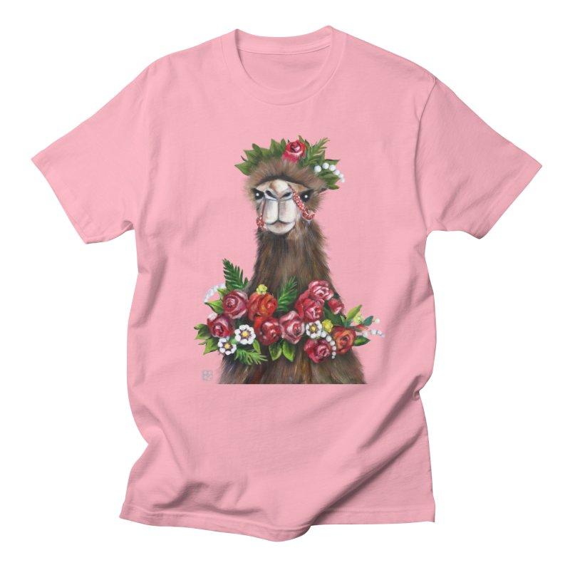 bride of desert Men's T-shirt by minoo.nadafian's Artist Shop