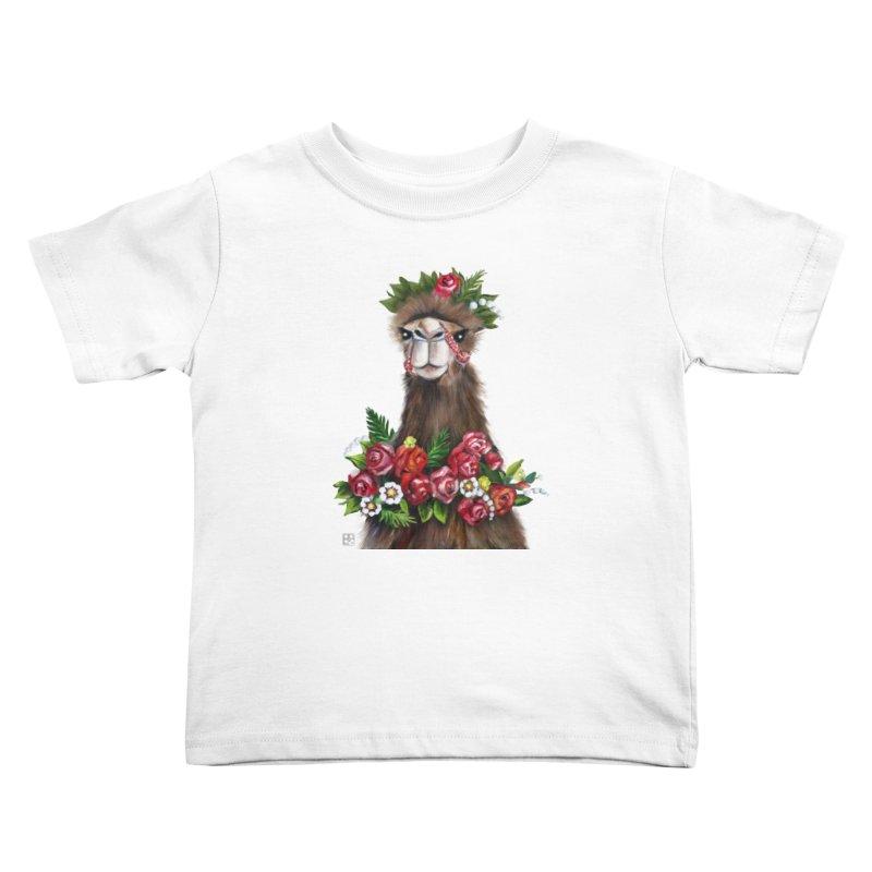 bride of desert Kids Toddler T-Shirt by minoo.nadafian's Artist Shop