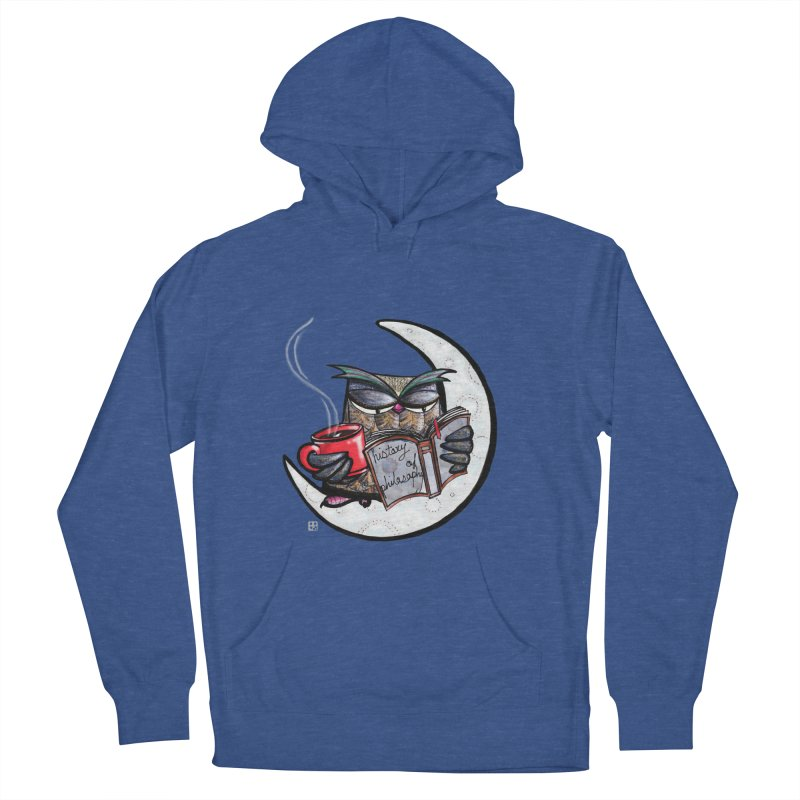 fighting with the night Women's Pullover Hoody by minoo.nadafian's Artist Shop