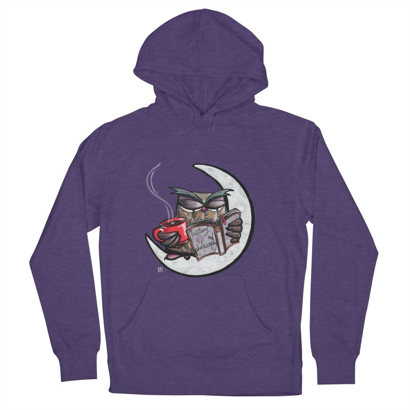 fighting with the night Men's Pullover Hoody by minoo.nadafian's Artist Shop