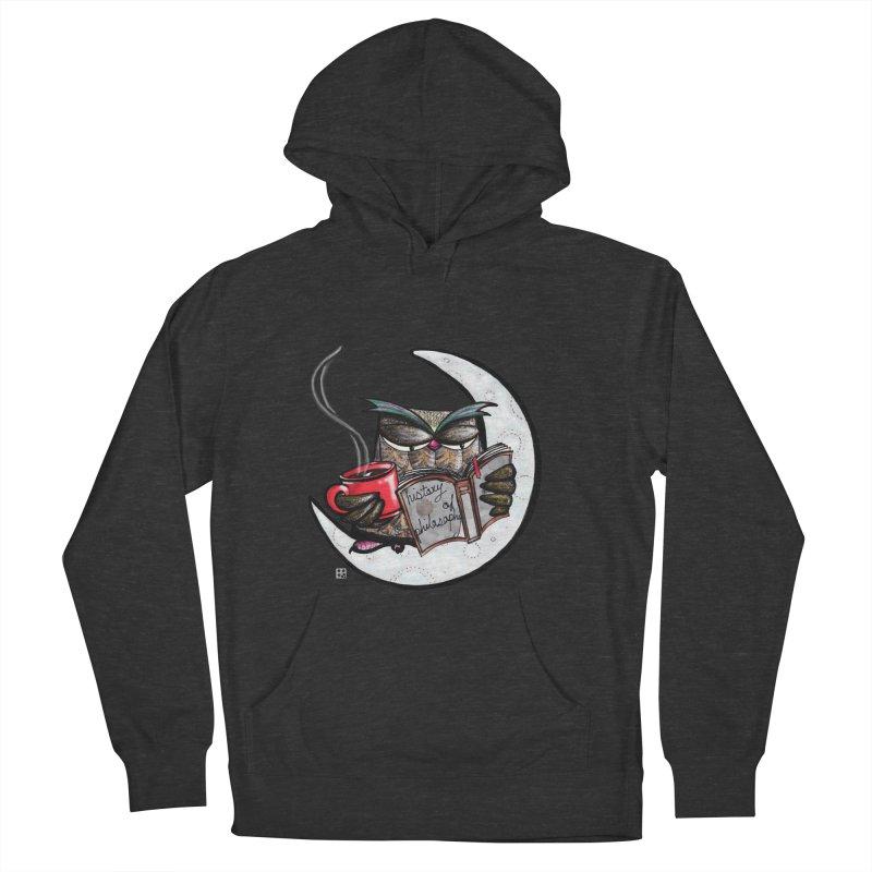 fighting with the night Men's Pullover Hoody by minoo.nadafian's Artist Shop