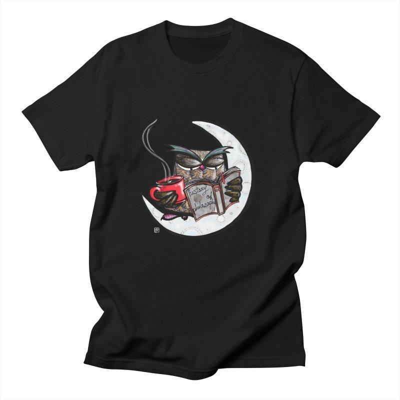 fighting with the night Men's T-shirt by minoo.nadafian's Artist Shop