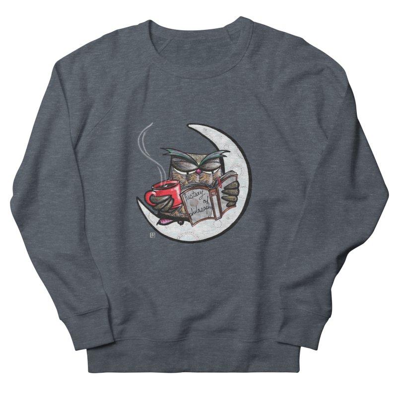 fighting with the night Women's Sweatshirt by minoo.nadafian's Artist Shop
