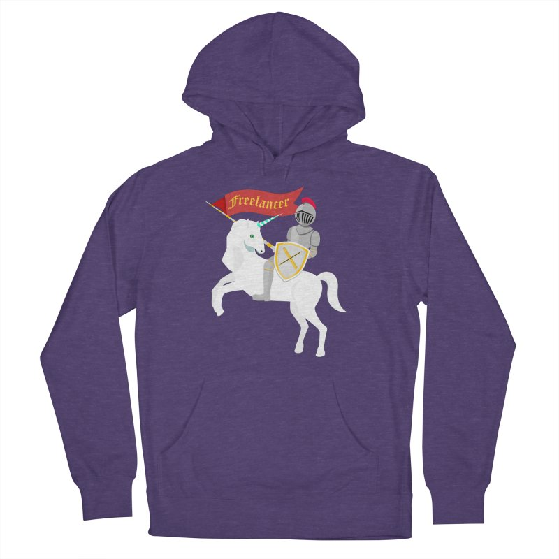 The Freelancer Men's Pullover Hoody by mintosaur's Artist Shop