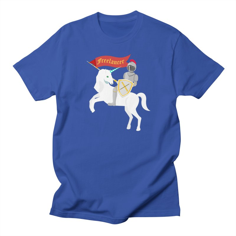 The Freelancer Men's T-Shirt by mintosaur's Artist Shop
