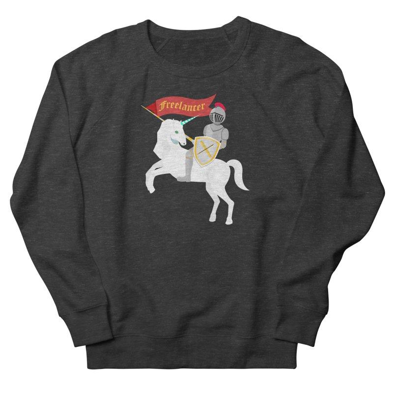 The Freelancer Men's Sweatshirt by mintosaur's Artist Shop