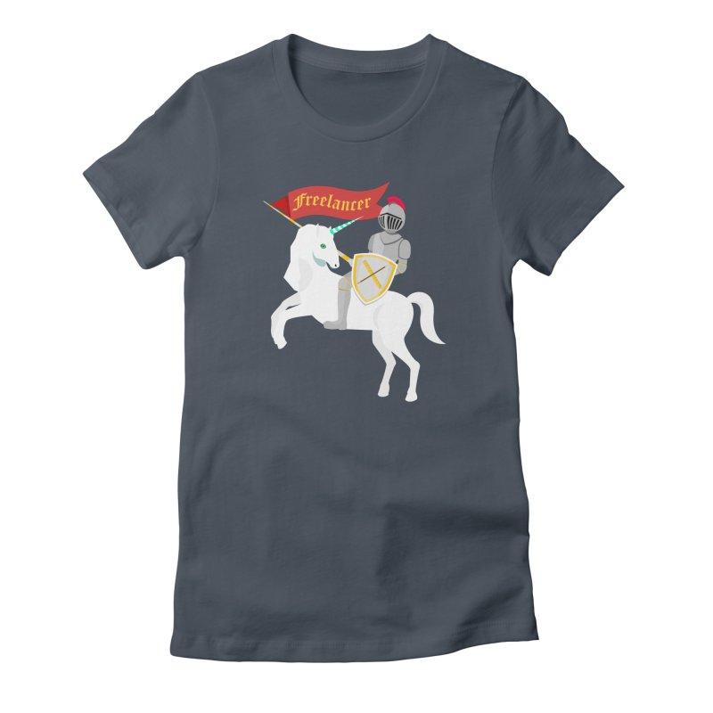 The Freelancer Women's T-Shirt by mintosaur's Artist Shop