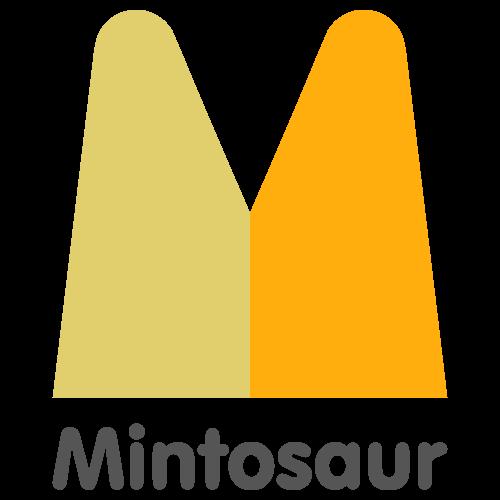 mintosaur's Artist Shop Logo