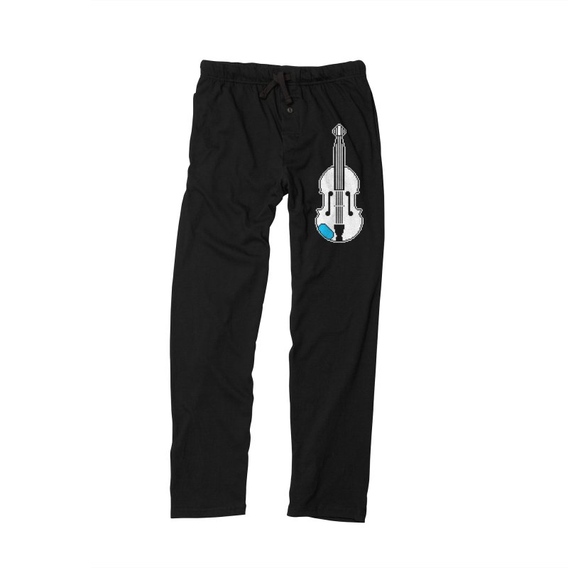 Fiddle in the Middle Men's Lounge Pants by minusbaby