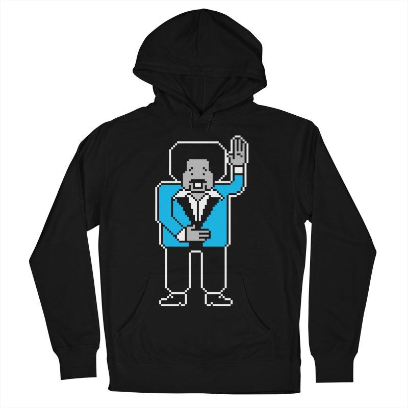 Tim Maia Diskette Club Men's French Terry Pullover Hoody by minusbaby