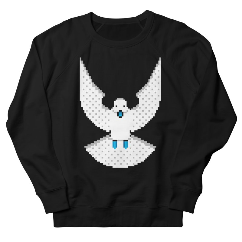 Dove (Joli Cœur) Women's French Terry Sweatshirt by minusbaby