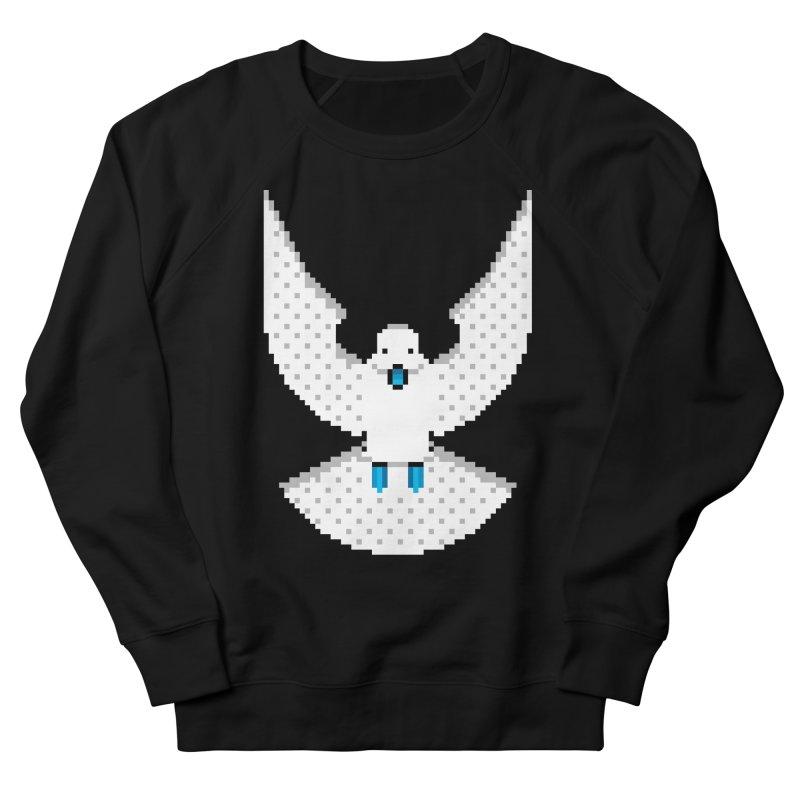 Dove (Joli Cœur) Men's French Terry Sweatshirt by minusbaby