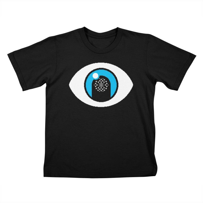 8BP095 Kids Toddler T-Shirt by minusbaby