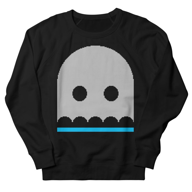 Ghost Men's French Terry Sweatshirt by minusbaby