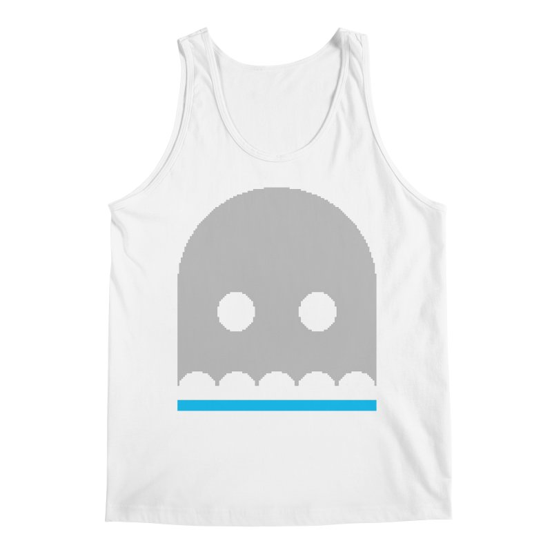 Ghost Men's Regular Tank by minusbaby