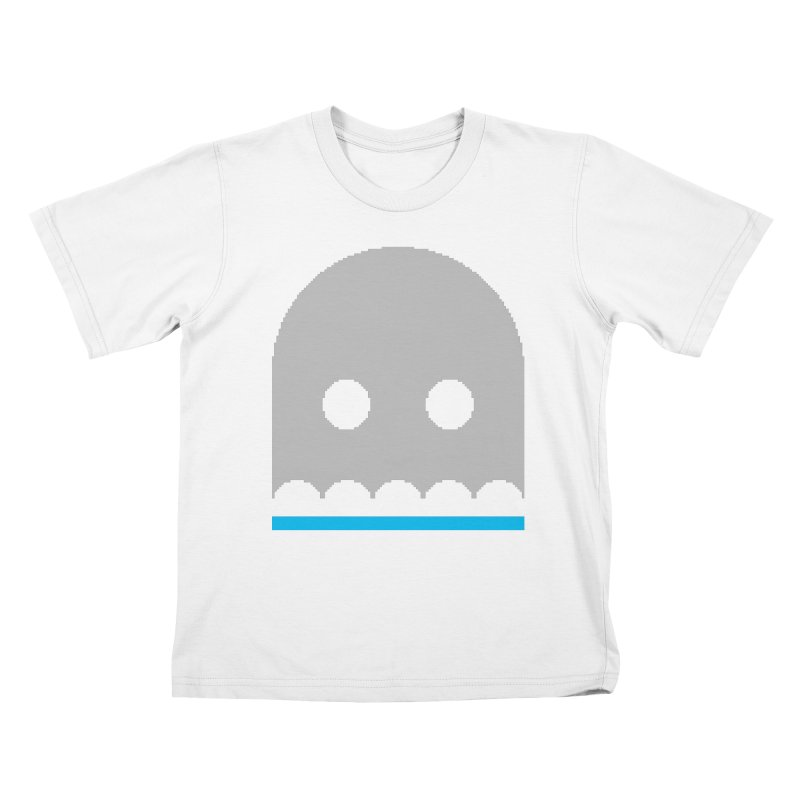Ghost Kids Toddler T-Shirt by minusbaby