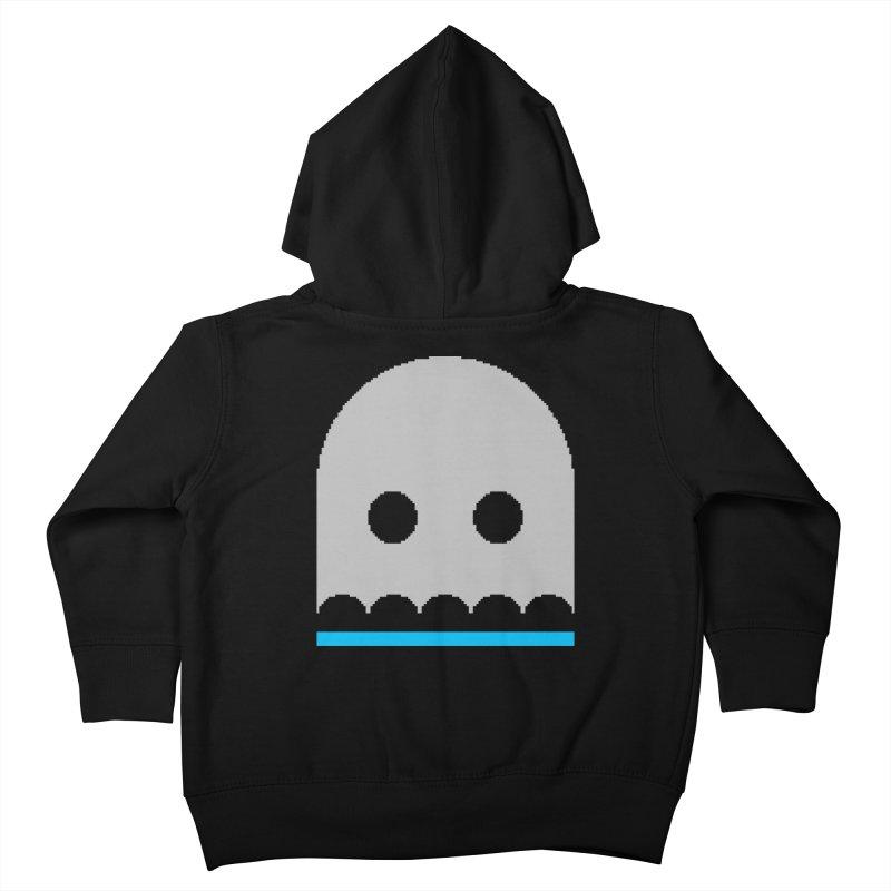 Ghost Kids Toddler Zip-Up Hoody by minusbaby