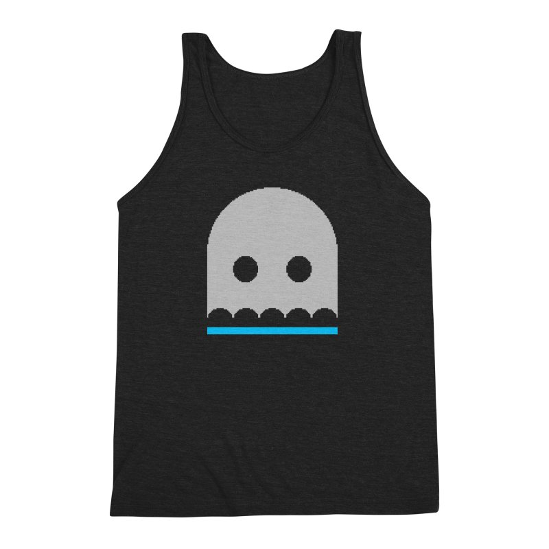 Ghost Men's Tank by minusbaby