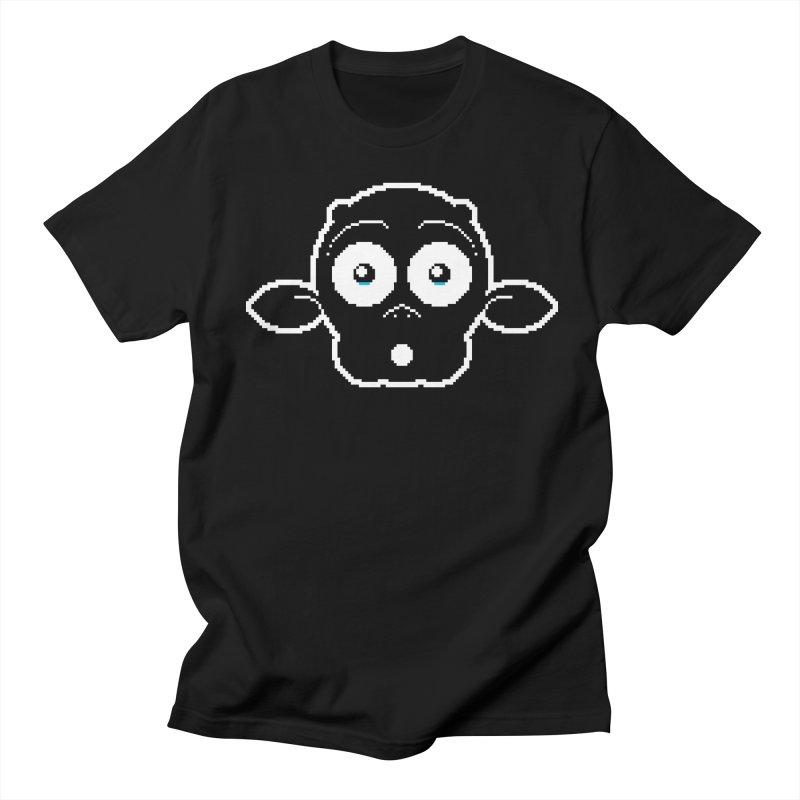 8-bit MAC* Men's T-Shirt by minusbaby